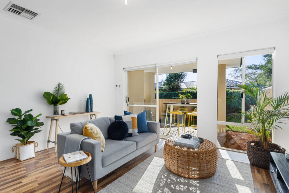 We recently helped sell this Cloverdale property for a couple based in Melbourne